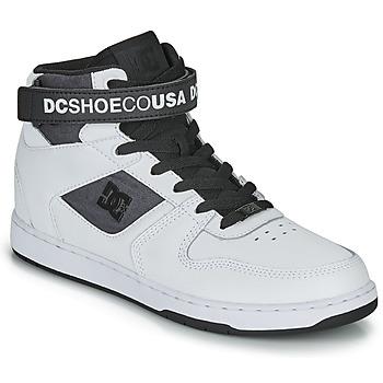 Sko Herre Høje sneakers DC Shoes PENSFORD SE Hvid / Sort