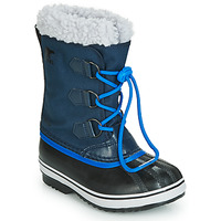 Sko Børn Vinterstøvler Sorel YOOT PAC NYLON Marineblå