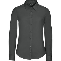 textil Dame Skjorter / Skjortebluser Sols BLAKE MODERN WOMEN Gris