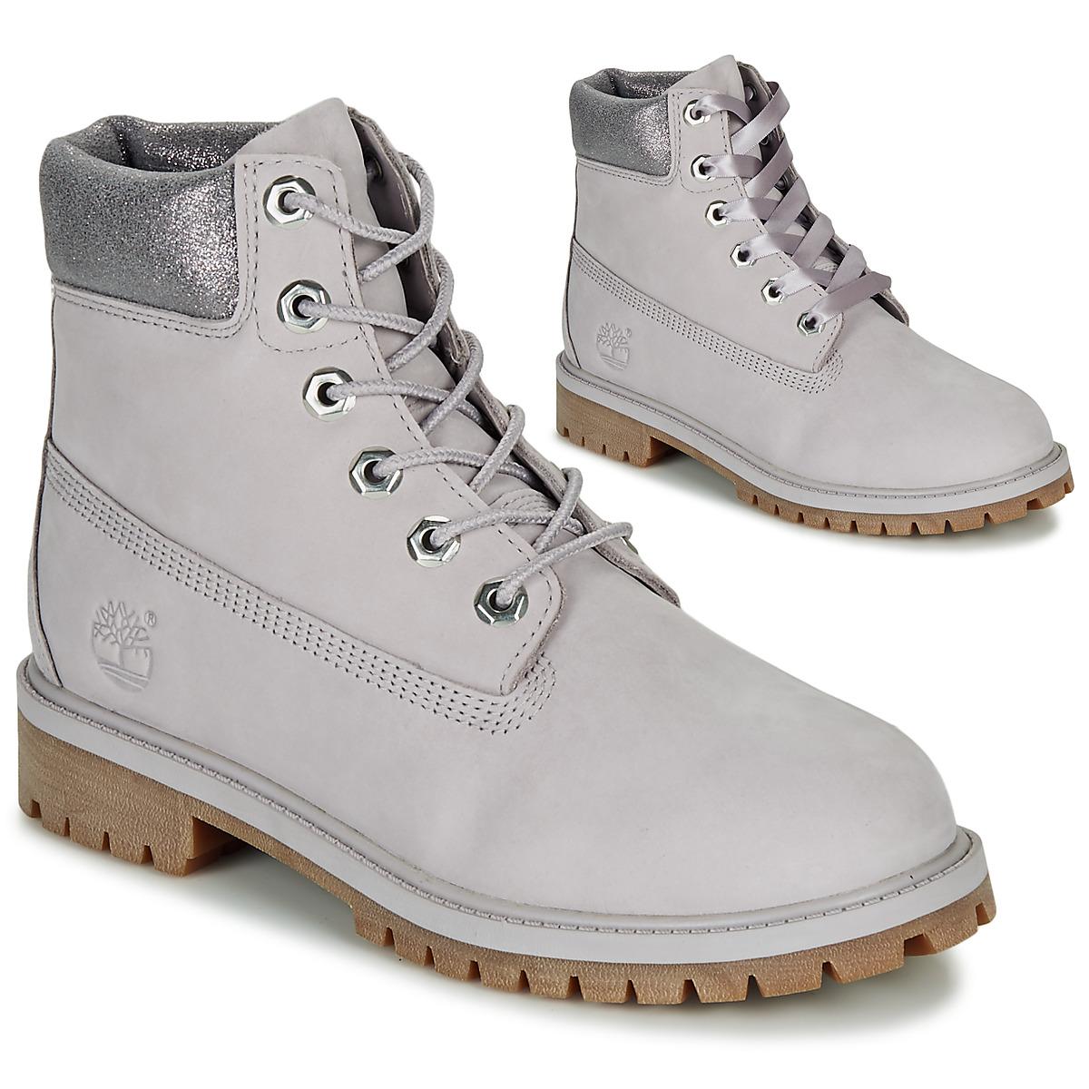 Se Støvler til børn Timberland  6 IN PREMIUM WP BOOT ved Spartoo