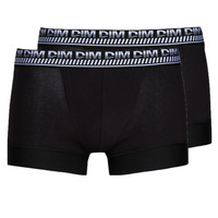 Undertøj Herre Trunks DIM 3D FLEX STAY & FIT X 3 Sort
