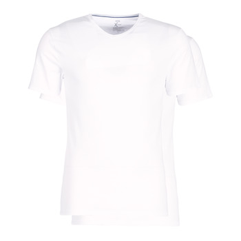 Undertøj Herre  DIM X-TEMP TOPS X 2 Hvid