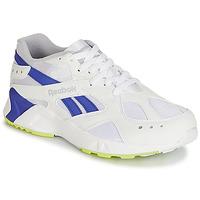 Sko Herre Lave sneakers Reebok Classic AZTREK Hvid / Blå