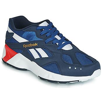 Sko Herre Lave sneakers Reebok Classic AZTREK Blå