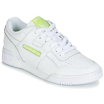 Sko Lave sneakers Reebok Classic WORKOUT PLUS MU Hvid