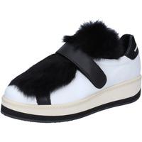 Sko Dame Lave sneakers Manuel Barcelo BS330 Hvid