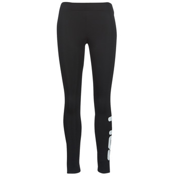 textil Dame Leggings Fila FLEX LEGGINGS Sort