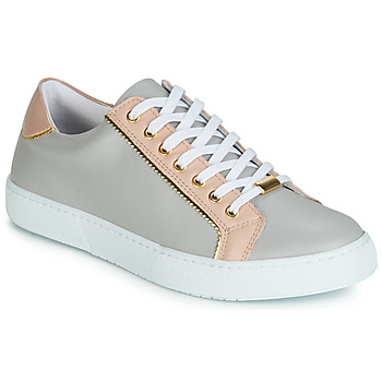 Sko Dame Lave sneakers André BERKELITA Grå