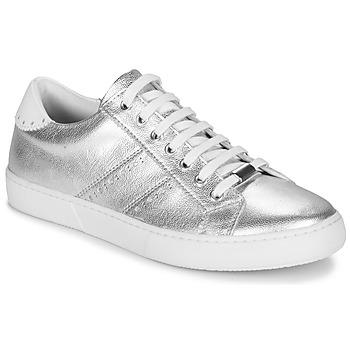 Sko Dame Lave sneakers André BERKELEY Sølv