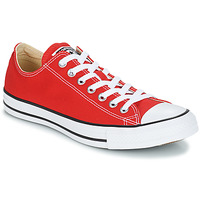 Sko Lave sneakers Converse CHUCK TAYLOR ALL STAR CORE OX Rød