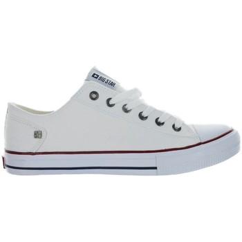 Sko Herre Lave sneakers Big Star DD174271 Hvid