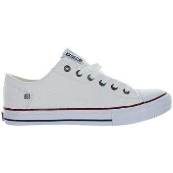 Sko Dame Lave sneakers Big Star DD274336 Hvid