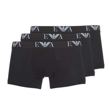 Undertøj Herre Trunks Emporio Armani CC715-111357-21320 Sort
