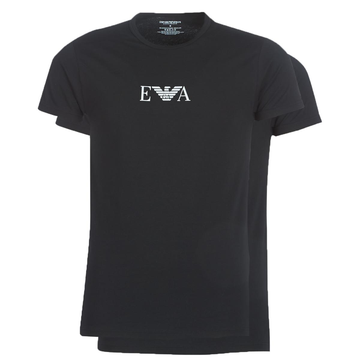 T-shirts m. korte ærmer Emporio Armani  CC715-111267-07320