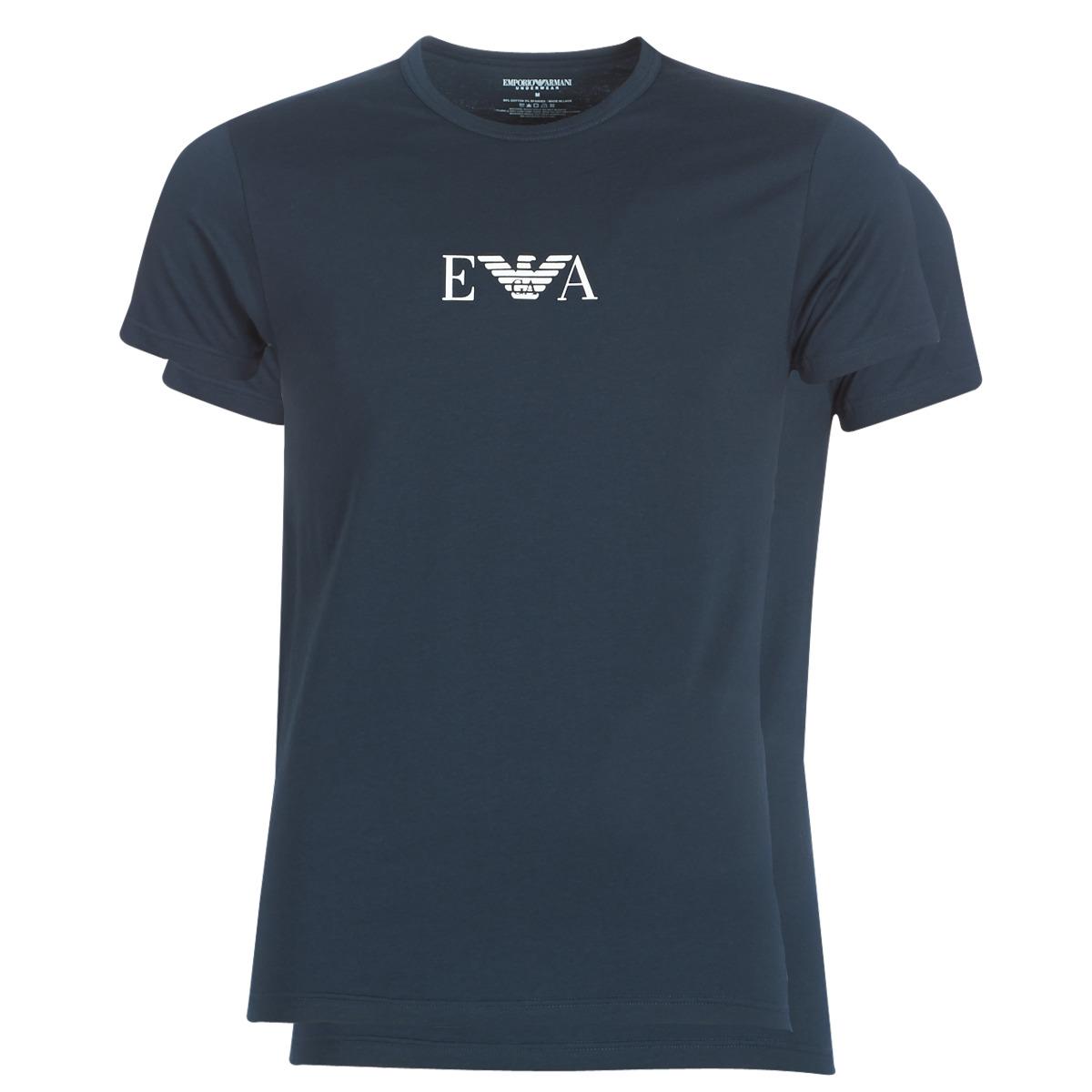 T-shirts m. korte ærmer Emporio Armani  CC715-111267-27435