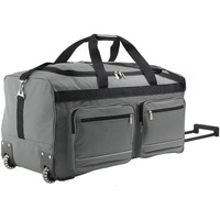 Tasker Softcase kufferter Sols VOYAGER BIG TRAVEL Gris