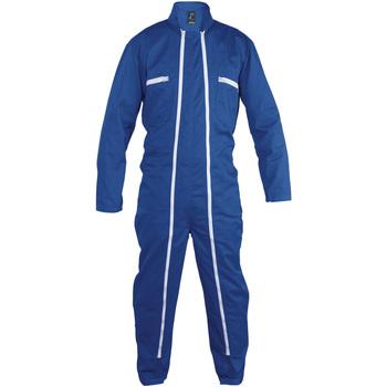 textil Buksedragter / Overalls Sols JUPITER PRO MULTI WORK Azul