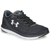 Sko Herre Løbesko Under Armour CHARGED IMPULSE Sort / Hvid