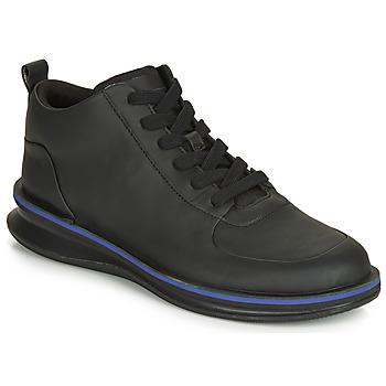 Sko Herre Lave sneakers Camper ROLLING Sort / Blå