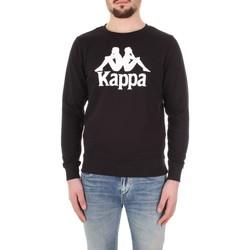 textil Herre Sweatshirts Kappa 303WIV0 Nero/bianco