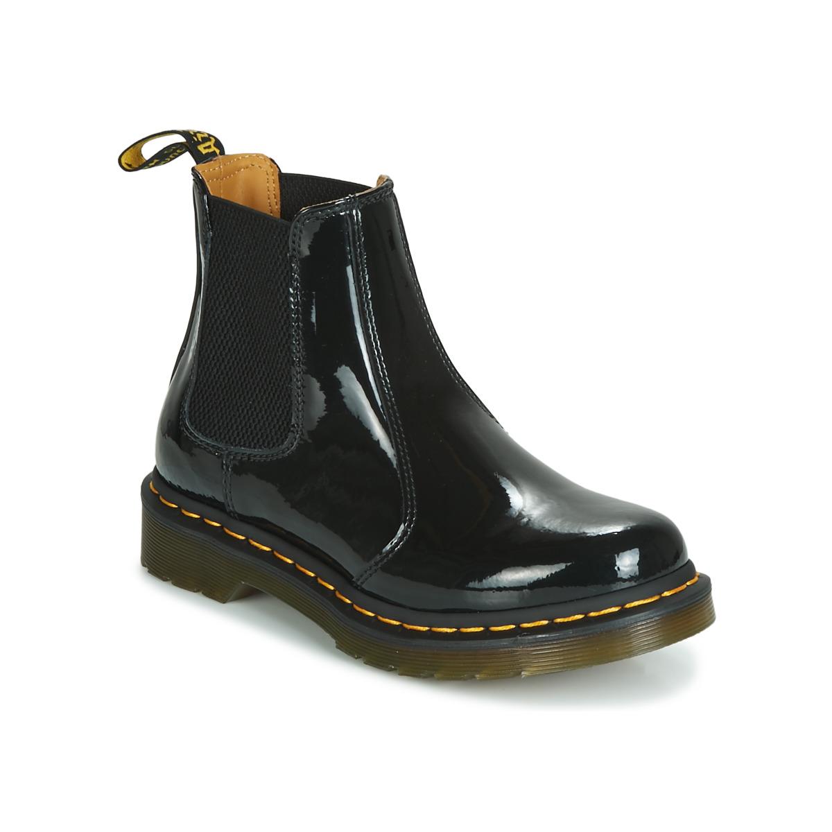 Støvler Dr Martens  2976 PATENT LAMPER