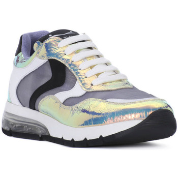 Sko Dame Lave sneakers Voile Blanche DENISE MESH Bianco