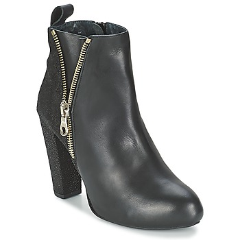 Sko Dame Høje støvletter Shoe Biz RAIA Sort