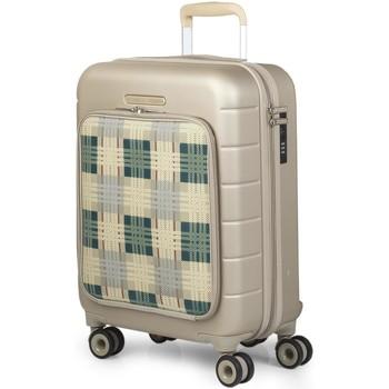 Tasker Hardcase kufferter Victorio Y Lucchino walisisk Champagne