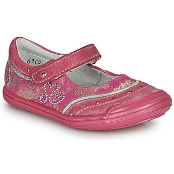 Sko Pige Ballerinaer GBB ILEANA Pink
