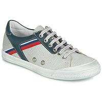 Sko Dreng Lave sneakers Ramdam KAGOSHIMA Hvid / Blå