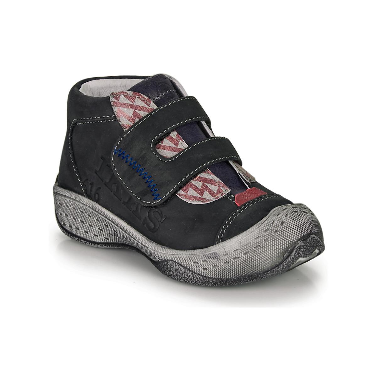 Se Støvler til børn Ikks  VICTOR ved Spartoo