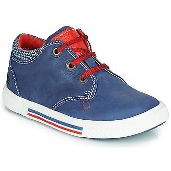 Sko Dreng Lave sneakers Catimini PALETTE Blå