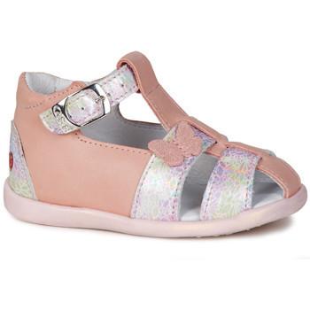 Sko Pige Sandaler GBB GASTA Pink