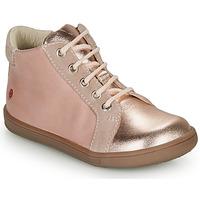 Sko Pige Høje sneakers GBB FAMIA Pink