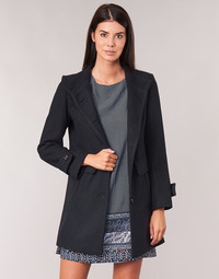 textil Dame Frakker Casual Attitude LYSIS Marineblå