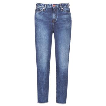 textil Dame Jeans - boyfriend Armani Exchange 6GYJ16-Y2MHZ-1502 Blå