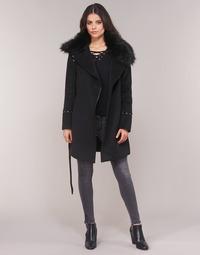 textil Dame Frakker Moony Mood LITEA Sort