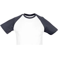 textil Herre T-shirts m. korte ærmer Sols FUNKY CASUAL MEN Multicolor