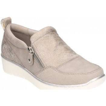 Sko Dame Snøresko & Richelieu Softwalk 19V-01-0133 03-0570 taupe