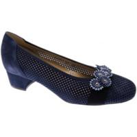 Sko Dame Højhælede sko Calzaturificio Loren LO60851bl blu