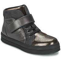 Sko Pige Lave sneakers Unisa CALATA Grå / Sort