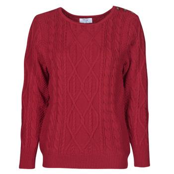 textil Dame Pullovere Betty London LEONIE Rød