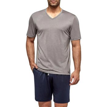 textil Herre Pyjamas / Natskjorte Impetus Travel 4065F84 G20 Grå