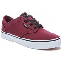 Sko Børn Lave sneakers Vans YT Atwood Kirsebær