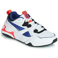 Sko Dame Lave sneakers Puma NOVA 2 Hvid / Blå