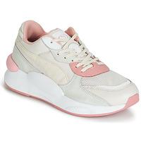 Sko Dame Lave sneakers Puma RS-9.8 Beige