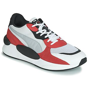 Sko Herre Lave sneakers Puma RS-9.8 TN SPACE Hvid / Rød