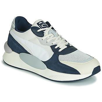 Sko Herre Lave sneakers Puma RS-9.8 TN SPACE Hvid / Grå
