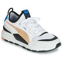 Sko Herre Lave sneakers Puma RS-0 RE-REIN MU Hvid