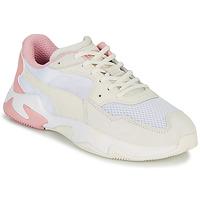 Sko Herre Lave sneakers Puma STORM ORIGIN PASTEL Hvid
